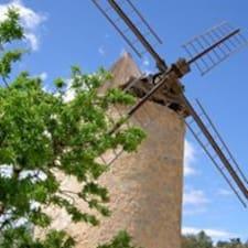 Perfil do utilizador de Provence