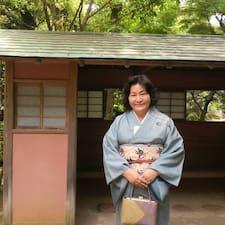 ホストは由理枝 Yurieさん。