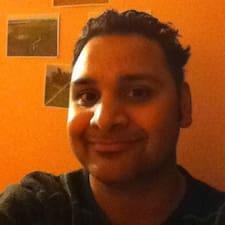 Profil utilisateur de Dilesh