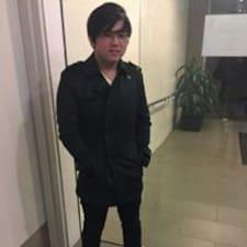 Användarprofil för Shen Hong