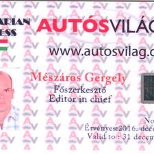 Profil Pengguna Gergely