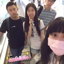 Wenyu felhasználói profilja