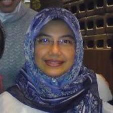 Profilo utente di Marhamah