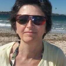 Användarprofil för Elisabetta