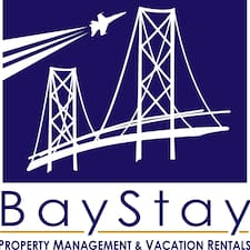 Bay Stay Vacation Rentals is the host.