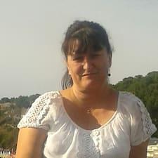 Muriel - Uživatelský profil