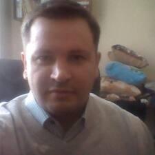 Perfil do utilizador de Oleg