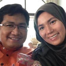Användarprofil för Kartini
