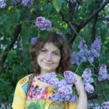 Viktoriia - Uživatelský profil