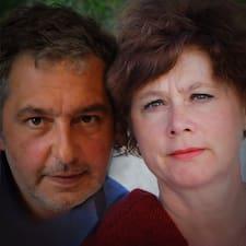 Профиль пользователя Martine & Jean-Michel