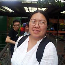 Profil Pengguna Kai Lin