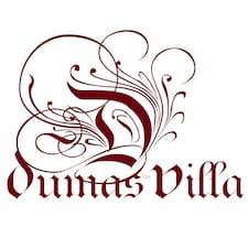 Dumas Villa User Profile