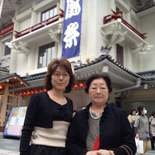 Hiroko And Barbara is the host.