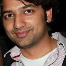 Användarprofil för Venkata Krishna Rao