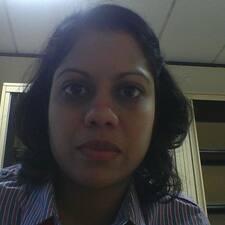 Profil utilisateur de KAVITHA