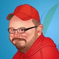 Gebruikersprofiel Jay
