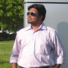 Arindam User Profile