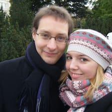 Профиль пользователя Maria Eugenia & Jeff