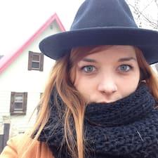Mahlia User Profile