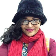 Profil utilisateur de Anandita