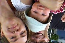 Sascha, Lisa And Liam