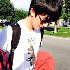 Profil utilisateur de Jialiang