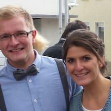 Profil Pengguna Hannes & Ines