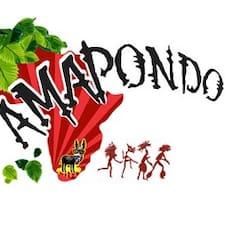 Amapondo ist der Gastgeber.