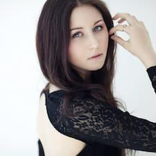 Profil utilisateur de Vasilina