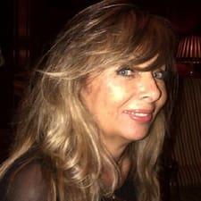 Användarprofil för Maria Soledad
