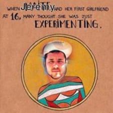 Профиль пользователя Jeremy
