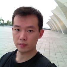 Wanlong felhasználói profilja
