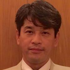 Profil utilisateur de Hiroshi
