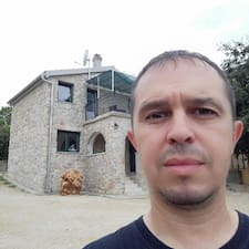Adriano Brugerprofil