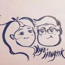 Профиль пользователя Hongtik