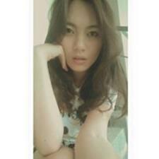 Angeline felhasználói profilja