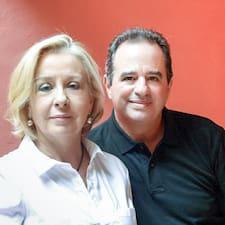 ANTONIO Y ROSA est l'hôte.
