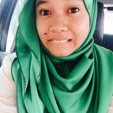 Profil utilisateur de Nur Shairah