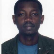 Amadou felhasználói profilja
