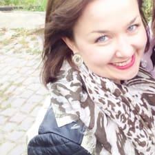 Perfil do usuário de Katharina