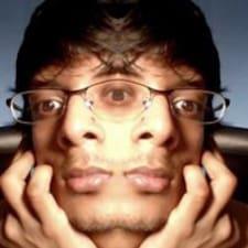 Vishnu felhasználói profilja