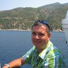 Dedu felhasználói profilja