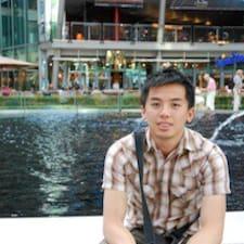 โพรไฟล์ผู้ใช้ Kim Hoang
