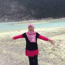 Liyiana User Profile