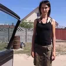 Ольга est l'hôte.