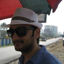 Profilo utente di Shail