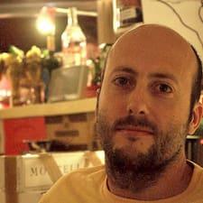 F Javier User Profile