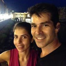 Anamaria & Ricardo คือเจ้าของที่พัก