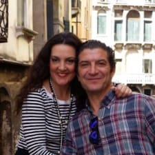 Cristina Y Antonio Brugerprofil