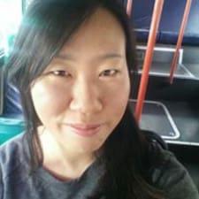 Profil utilisateur de Jungeun